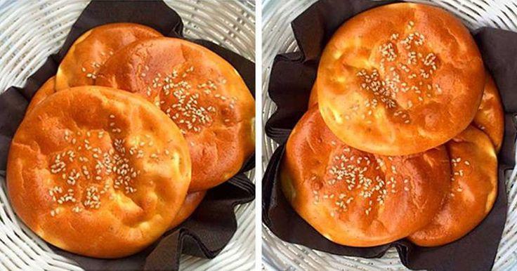 Recept na tvarohové pečivo bez mouky