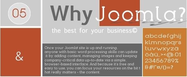 Why Joomla?