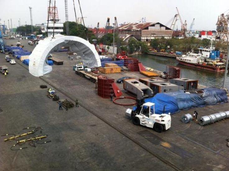 Tunnel Boring Machine (TBM) MRT Jakarta - Berita Engineering 7