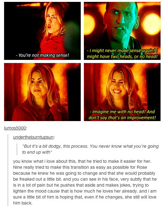 Rose and Nine #doctorwho