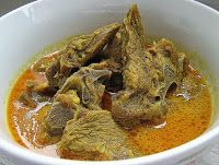 Roys Indonesian food express: Weekrecept: Gule kambing (Gulai Kambing) Indonesis...