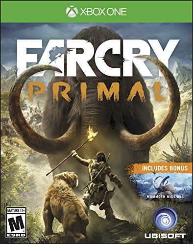 Far Cry Primal – Xbox One Standard Edition  http://gamegearbuzz.com/far-cry-primal-xbox-one-standard-edition/