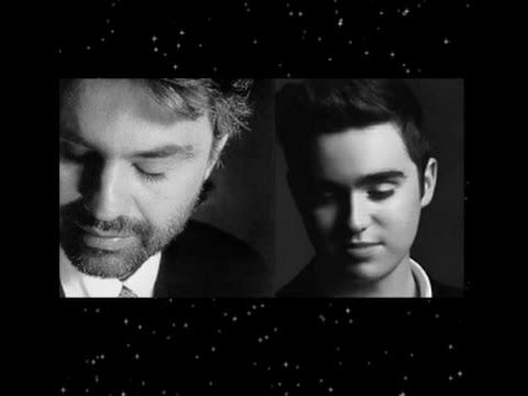Andrea Bocelli and Harrison Craig | Because We Believe - YouTube