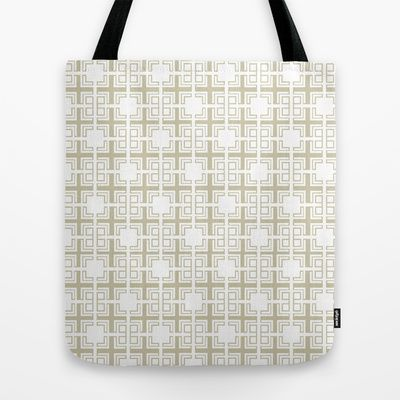 Naturals Tote Bag by designed to a T - $22.00