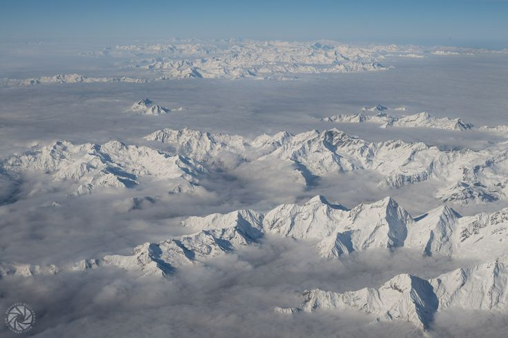 Sea of Clouds (from Milan Linate to Paris Orly)