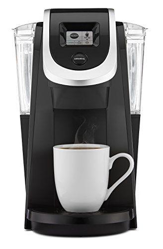 Keurig K250 Single Serve, Programmable K-Cup Pod Coffee M...