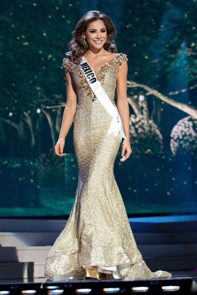 Miss-Mexico-Josselyn-Garciglia-Evening Gown 2014 em 2019 ...