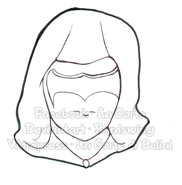 Drawlloween 18 Mask