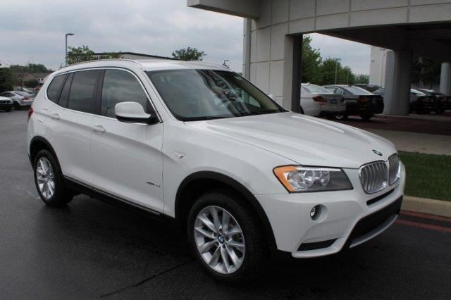 2014 Bmw X3 xDrive28i AWD xDrive28i 4dr SUV SUV 4 Doors White for