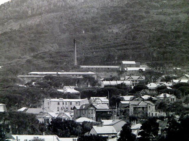 Tamboerskloof in 1905