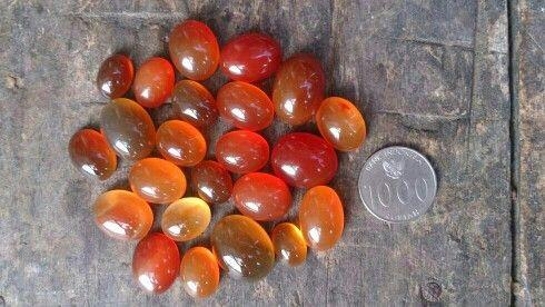 Baturaja Red Chalcedony, Solar, dan Sunkiss