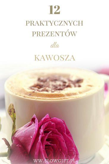 12 gift ideas for coffee lovers / Akcesoria i gadżety, które zdobędą serce kawosza - Slow gift