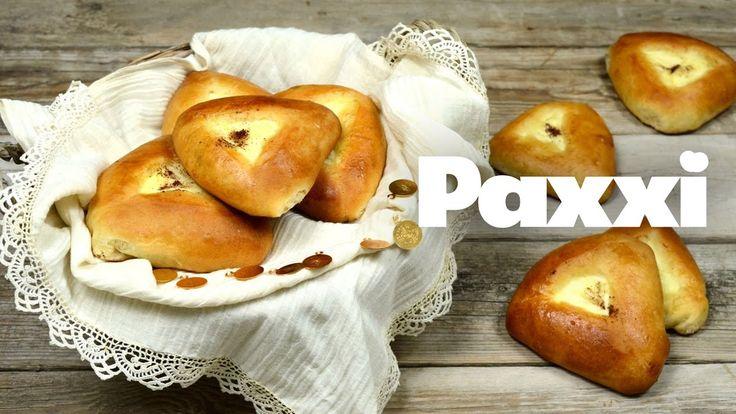 Κρητικά παραδοσιακά ανεβατά καλιτσούνια - Paxxi 1min C97