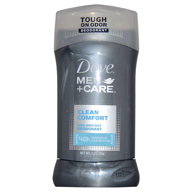 Dove Men + Care Clean Comfort Non-Irritant Men's Deodorant Stick