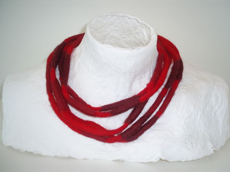 vilt om tricotband