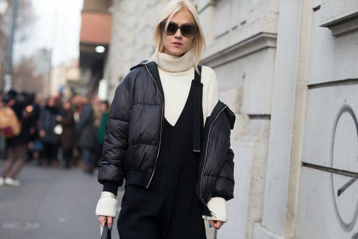 Sokak Stili: 2017 Sonbahar Milano Erkek Moda Haftası