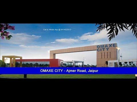 Jaipur Jda Approved Properties: Omaxe City Ajmer Road Jaipur Jda Approved Plots, F...