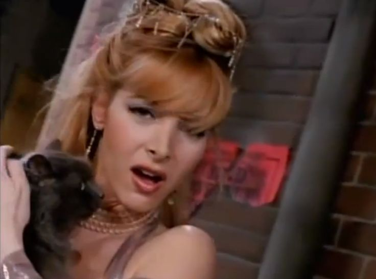 Friends nearly went in a TOTALLY different direction for Smelly Cat