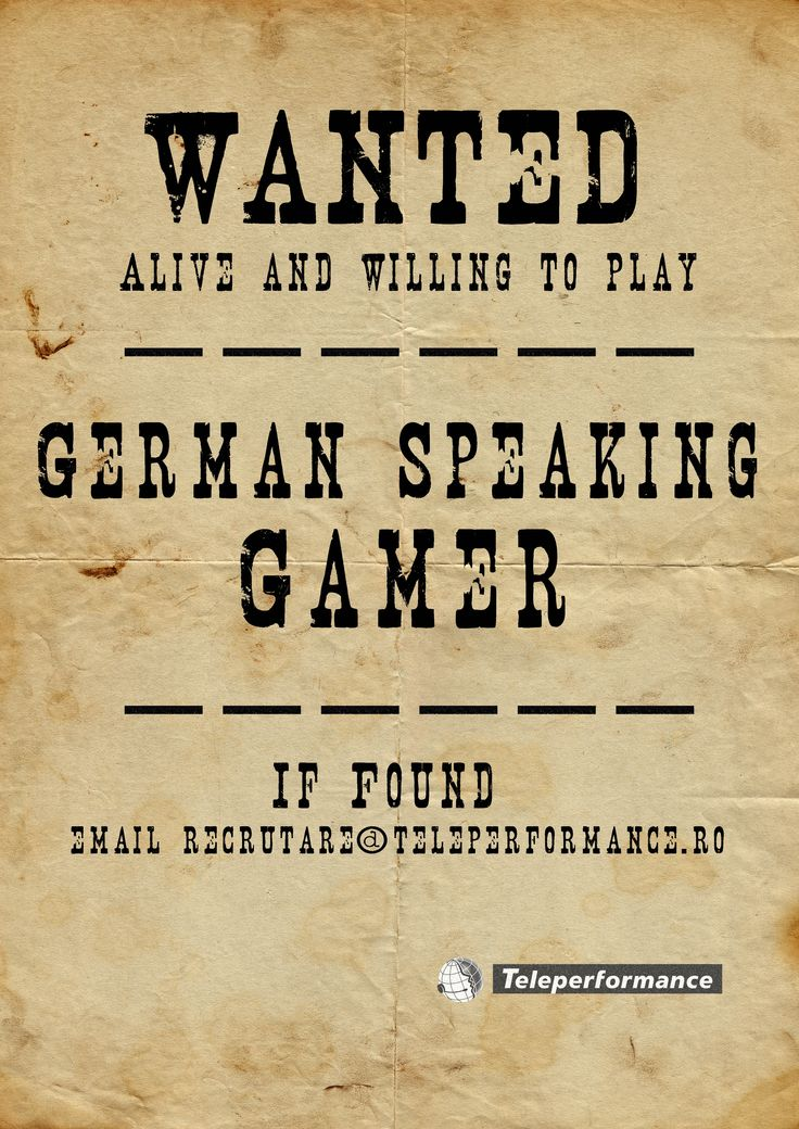 Apply Now and start the game!