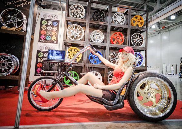 Девушки на Московском Тюнинг Шоу 2014 #Moscow #Tuning #Show 2014 #выставка #выставки #автомобили #мотоциклы #тюнинг #автозвук #аэрография #стайлинг #мототехника #крокусэкспо #msk #expo #cars #moto #trucks