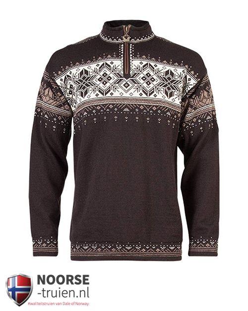 Dale of Norway heeft deze prachtige Noorse trui uitgebracht. Blyfell, uit de Tradisjon collectie. // Dale of Norway has created this beautiful Nordic sweater. Blyfell, Tradisjon collection.
