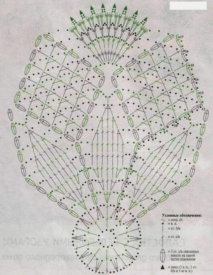 hand some patterns crochet doily diagram kira scheme crochet: diagrams beautiful small tablecloth ...