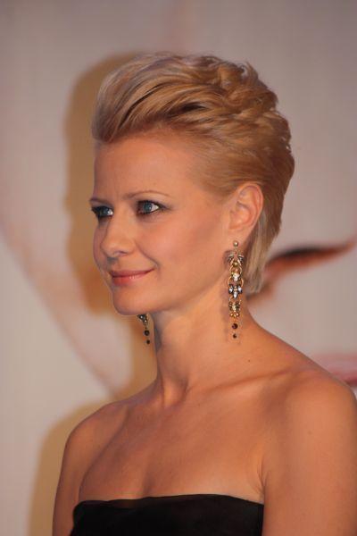 Malgorzata Kozuchowska -Polish actress