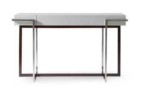 MODERN CONSOLE TABLE | Iron Eye Console Table | http://www.bocadolobo.com/en/ #consoletableideas #modernconsole