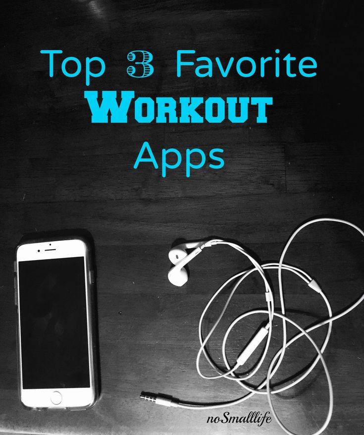 Top 3 Favorite Workout Apps! Start of Shake up your your routine for FREE with the BEST exercise Apps!