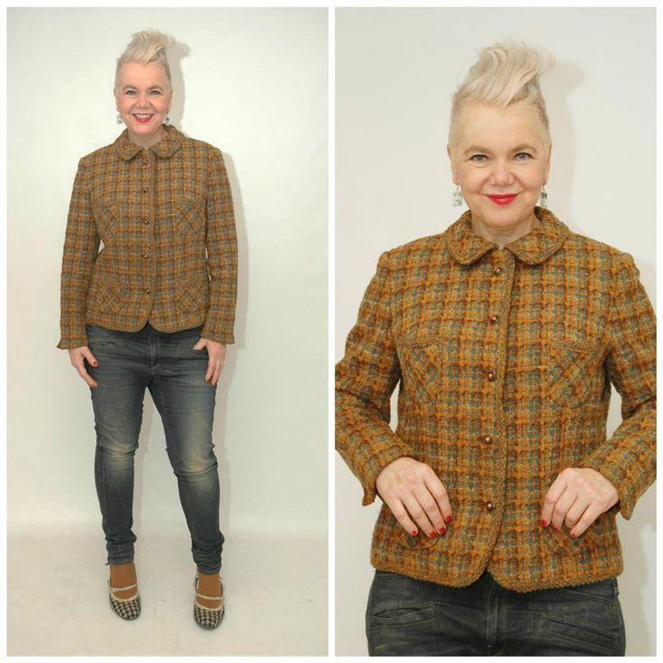 Go tweed at etsy.com/shop/pompadourandvintage #fashion #vintagefashion #vintage #vintagewear #womenwear #fashionista #vintagefashionista #pompadourandvintage #pompadour #fashionblogger #beautiful #style #beauty #stunning #gorgeous #clothes #vintageclothes #amazing #cool #whatiwore #whatiwear #shopping #2hands #outfit #mylook #lifestyle #lookoftheday #todaysoutfit #outfitpost #bestoftheday #chic #etsylove #etsyfind #vintageshop #clothing #etsyvintageshop #tweed