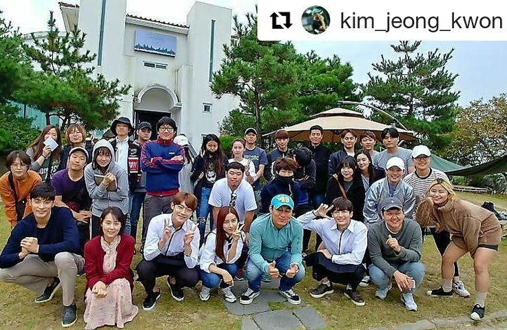 "347 Likes, 3 Comments - SungHoon&Roiii성훈서포트成勋ソンフン (@sunghoon1983_support) on Instagram: ""#SUNGHOON #LEEPANDO #kimsoeun Director #KimJeongkwon with production team new movie Group photo…"""