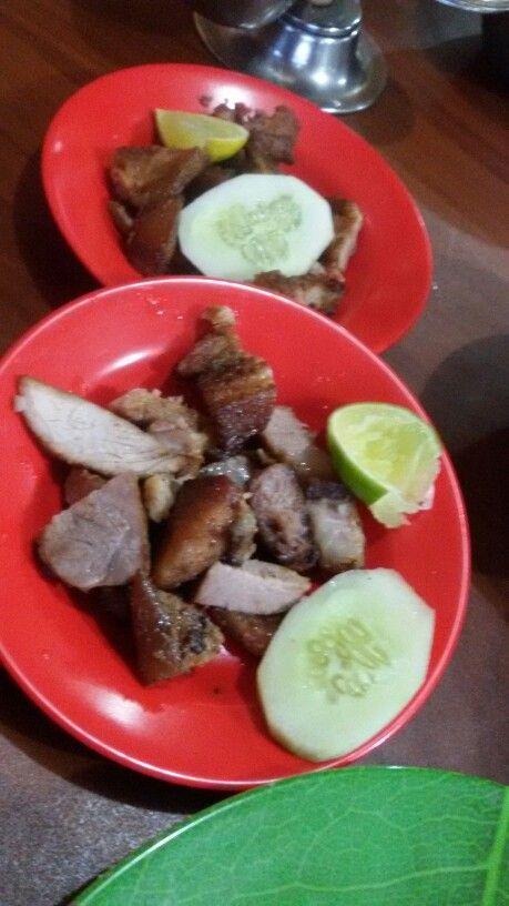 Batak Roas Pork (Babi Panggang Lapo)