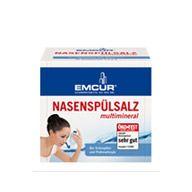 Nasendusche & Spülsalz - Emcur