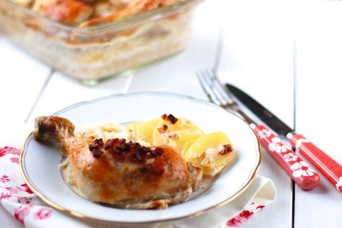 Kuře zelí brambory.......https://www.kucharkaprodceru.cz/kure-zeli-brambory/
