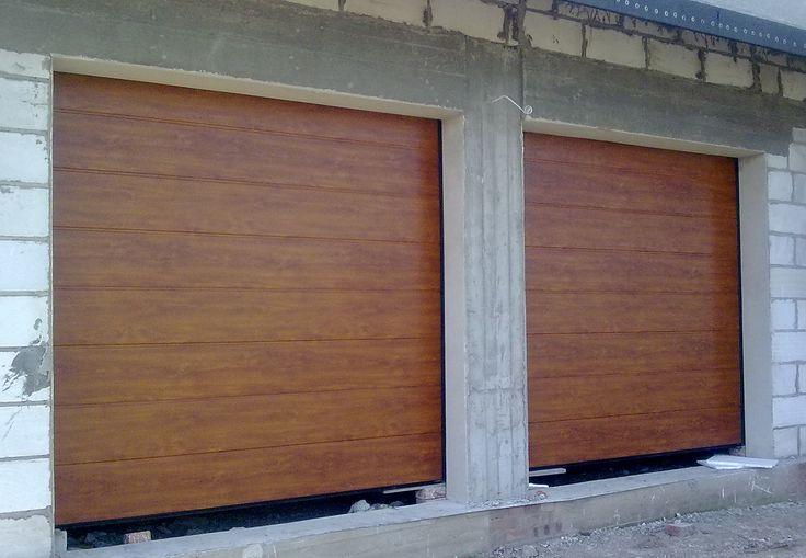Brama garażowa