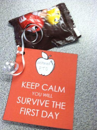 Cool Cat Teacher Blog: A teacher's heart speaks on the first day of school