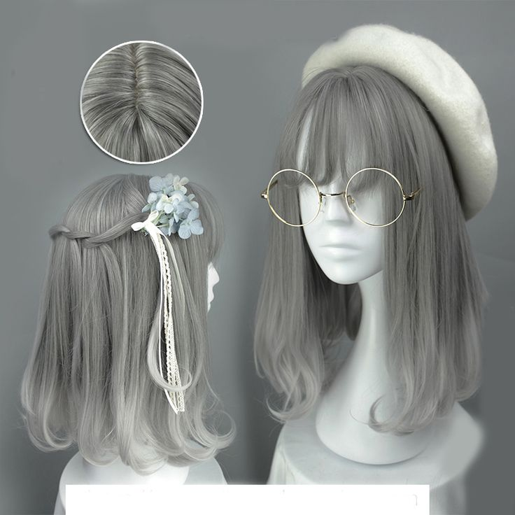 """Japanese cosplay wig - Use the code """"batty"""" at Sanrense for a 10% discount!"""