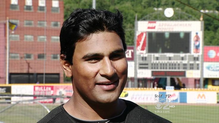 Rinku Singh, Pittsburgh Pirates - 1st Indian Born Professional Baseball ...