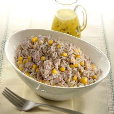 Ρύζι με τόνο