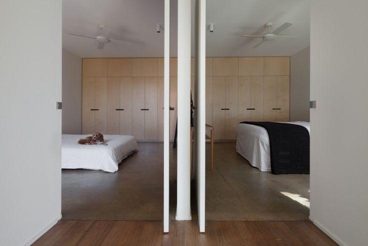Bridge House 2 by Delia Teschendorff Architecture.