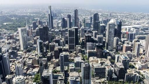 Image result for melbourne skyline