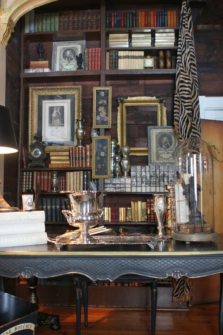 Luxury Showcase For Living Room Royal Art Deco: 1000+ Images About English Library On Pinterest