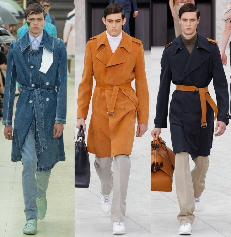 Мужское пальто, модные плащи весна лето 2015 (96 Фото) | Мужской Журнал Мод