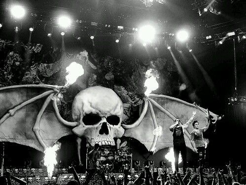 avenged sevenfold book of nightmares instrumental