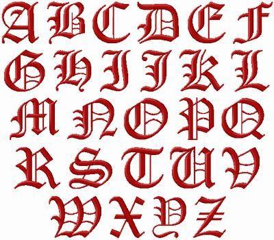 Tremendous Old English Font Lg 2 Unique Machine Embroidery Designs Largest Home Design Picture Inspirations Pitcheantrous