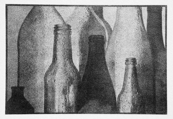 Николай Лапшин Oilprint (масляная печать)
