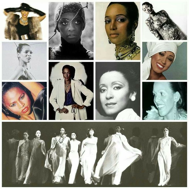 """African American Fashion Show: 107 Best """"THE BATTLE OF VERSAILLES"""" Fashion Show 1973"""