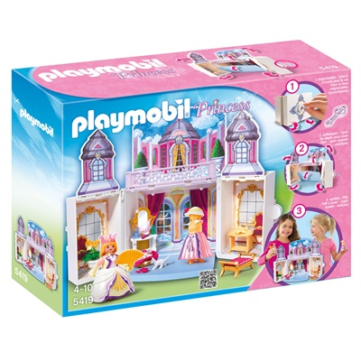 PLAYMOBIL 5419 Coffret princesse
