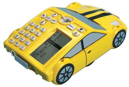 Pro-bot. Alternatief voor Beebot voor wat oudere kinderen. Meer mogelijkheden, zoals graden invoeren waarin de auto een draai moet maken. € 107.95 incl b.t.w