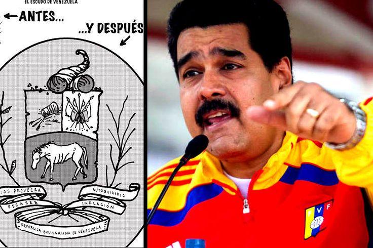 En entrevista en Conclusiones, Vladdo respondió a las criticas y denuncias de Nicolás Maduro quien se mostró indignado respecto a su caricatura publicada en la revista Semana de Colombia. Vladdo aseguró que su trabajo no está determinado por nadie: